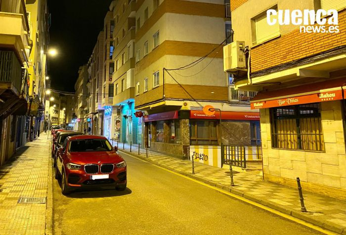 Calle Colón - Imagen de archivo