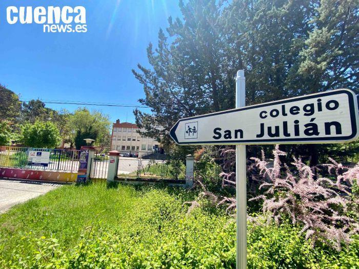 Colegio de San Julián en la capital conquense