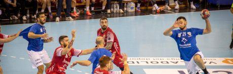 Derrota del Incarlopsa Cuenca en su visita a Valladolid (28-27)