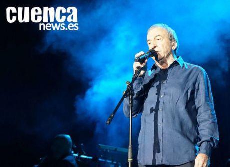 José Luis Perales llegará con su gira de despedida a Cuenca el 21 de agosto