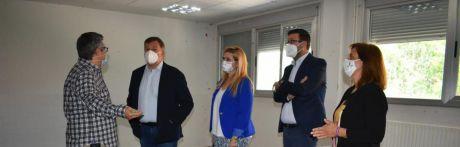 En breve comienzan las obras de remodelación del IES San José para albergar los estudios superiores de arte dramático