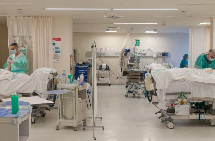 Prosigue la reducción de hospitalizados por COVID-19 en Castilla-La Mancha