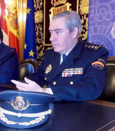 El Comisario Laguna elegido como 'Conquense del año' por el Rotary Club de Cuenca