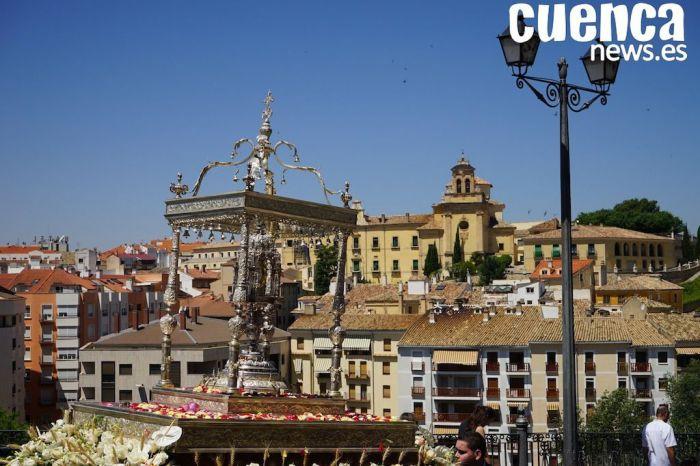 Suspendida por segundo año consecutivo la procesión del Corpus Christi en Cuenca