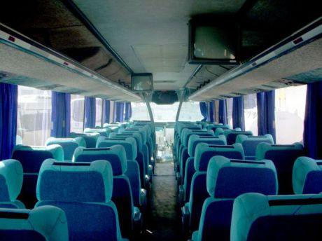 Advierten de una posible huelga en el transporte de viajeros de la provincia