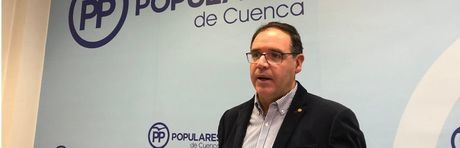 El Comité Organizador del XVI Congreso del PP de Cuenca proclama como único precandidato a la Presidencia a Benjamín Prieto