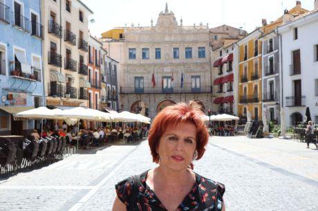 Cuenca, En Marcha! reta a Dolz a disculparse públicamente si finalmente tienen que modificar las bases para la remodelación del centro