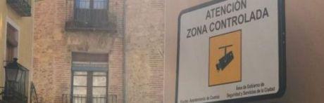 Vecinos del Casco Antiguo solicitan restablecer el sistema de control de vehículos mediante cámaras en la parte alta