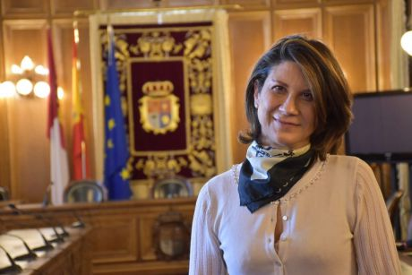 Elena Carrasco, presidenta del Patronato