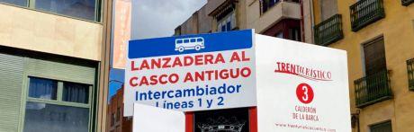 El viernes se retoma el servicio de lanzaderas al Casco Antiguo durante los fines de semana