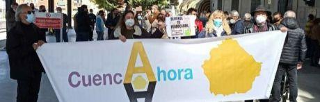 Cuenca Ahora muestra su apoyo al tren convencional