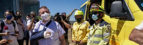 El MUPA acoge la presentación de los nuevos vehículos de Geacam para la campaña de prevención y extinción de incendios forestales