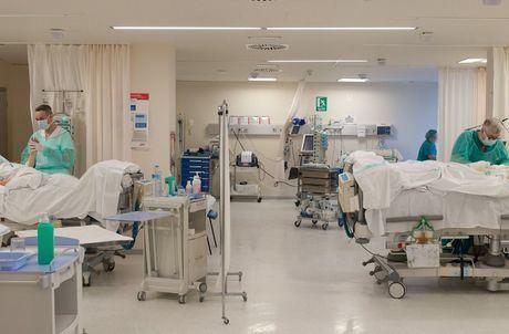 Castilla-La Mancha registra el menor número de hospitalizados por COVID-19 en 2021