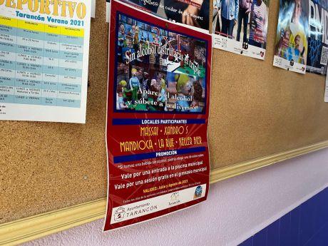 El Ayuntamiento de Tarancón pone en marcha una nueva edición del programa 2x1 durante julio y agosto