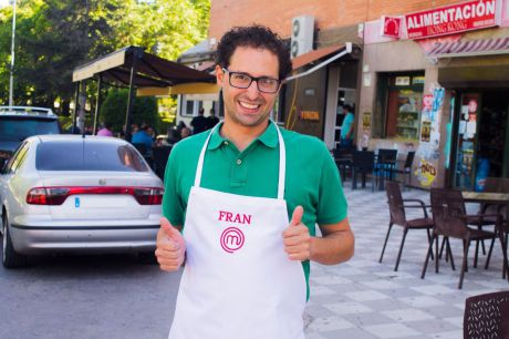 Fran Martinez, finalista de MasterChef y Pregonero de San Julia?n 2021