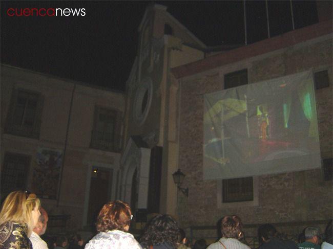 La Diputación saca el Cine al Aire Libre para llevar 15 proyecciones a pueblos menores de 200 habitantes este verano