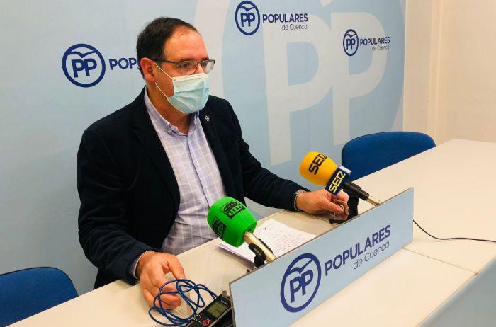 Benjamín Prieto, diputado regional por Cuenca