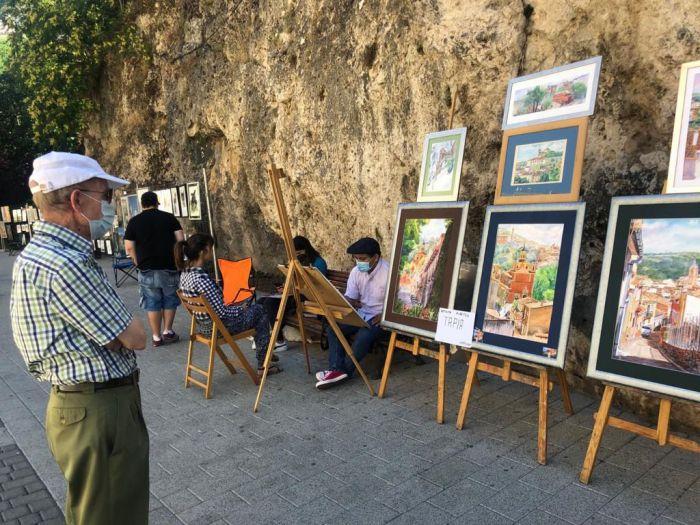 Paseo del Arte de Cuenca