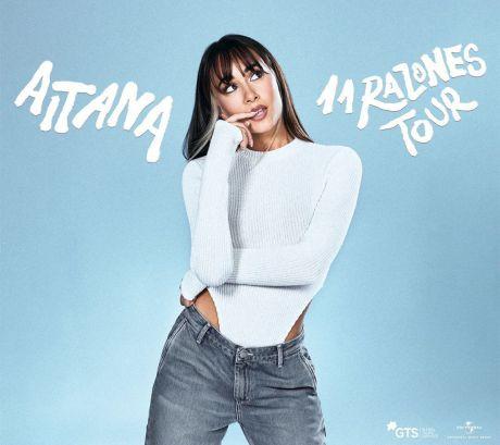 """El """"Aitana Tour"""" aterriza en Cuenca el próximo 15 de agosto"""