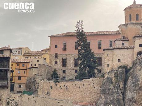 Cuenca en Marcha pedirá explicaciones por la tala de los árboles en los huertos del Obispado