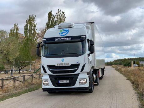 Firmado convenio colectivo de transporte de mercancías de Cuenca, que recoge una subida salarial del 5,5% de cara a los próximos 3 años