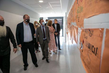 """García-Page asegura que el Gobierno regional tiene """"un proyecto de fondo extraordinario"""" para el conjunto de la provincia"""