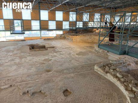 Yacimiento romano de Noheda
