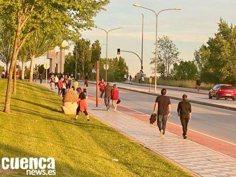 Cuenca sigue este viernes en alerta amarilla por calor
