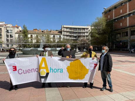 Cuenca Ahora presenta un escrito en defensa del ferrocarril convencional ante la Comisión de Petición del Parlamento de la Unión Europea