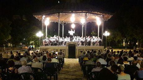 La Banda de Música dará un concierto de bandas sonoras de cine el sábado en el Parque de San Julián