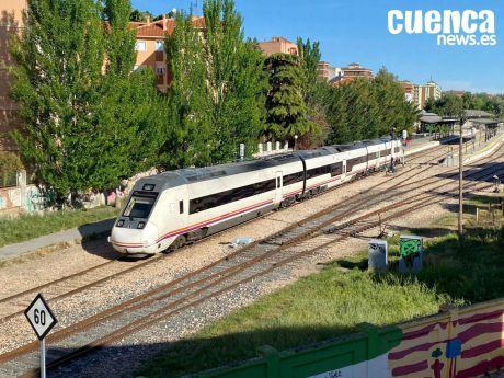 Prieto agradece a Montserrat y Arias que hayan alertado a la Comisión Europea sobre el intento de cierre de la línea de ferrocarril Madrid-Cuenca Valencia