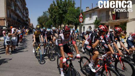 El viento contra La Vuelta