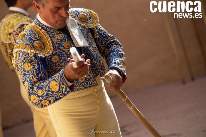 Galería de imágenes San Julián 2021   Tercera de la Feria Taurina
