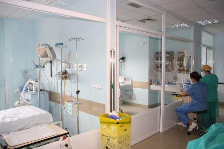 Descienden los casos y el número de hospitalizados por COVID en Castilla-La Mancha