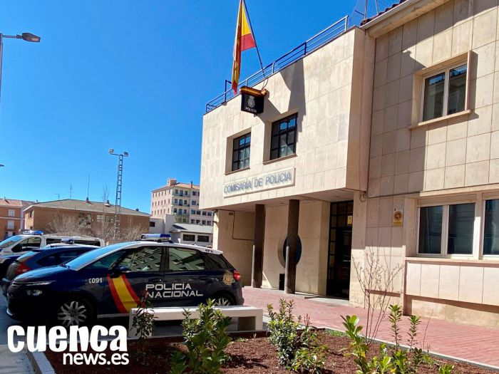 Comisaria de Policía Nacional de Cuenca