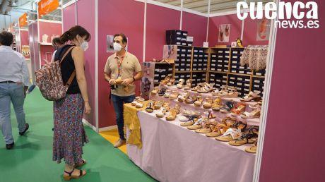 Más de 12.200 personas han pasado por la XXXIV Edición de la Feria de Artesanía