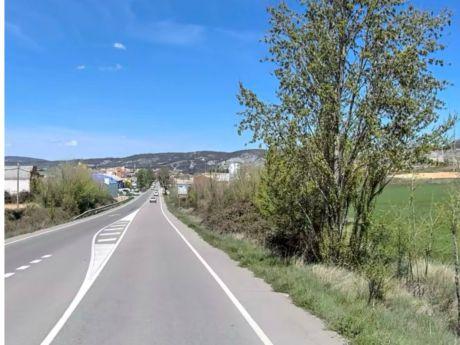 Fallece una persona en un accidente de tráfico en la Carretera de Alcázar