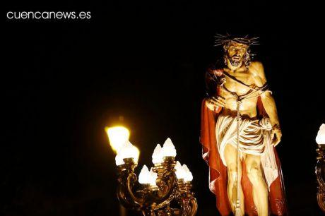 El Ecce-Homo de San Miguel celebra este fin de semana sus tradicionales actos y cultos en San Pedro