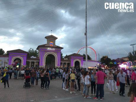 Albacete vive su segundo septiembre sin abrir la Puerta de Hierros