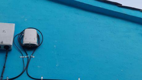 Arranca el despliegue de fibra óptica en el barrio de San Antón con la vista puesta en estar operativa a final de año