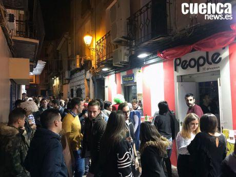"""Zona """"La Calle"""" de la capita"""