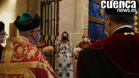 San Mateo 2021 | Galería de imágenes de la entrega simbólica del Pendón de Alfonso VIII al pueblo conquense