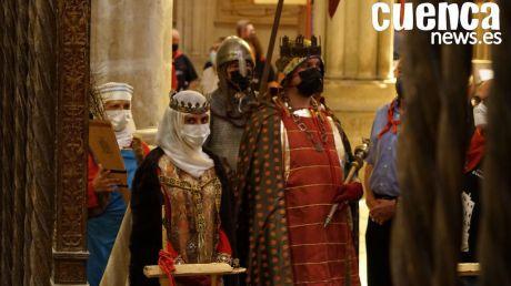 San Mateo 2021 | Video de la entrega simbólica del Pendón de Alfonso VIII al pueblo conquense
