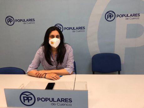 """Jiménez: """"El PP está listo para gobernar y así arreglar y evitar las políticas socialistas que cada vez hunden más a los ciudadanos"""""""