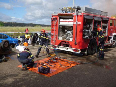 Un hombre de 55 años fallece tras sufrir un accidente en el camino que va hacia Pinarejo desde Honrubia