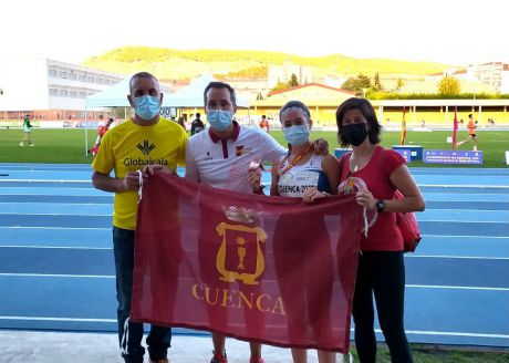 Cuenca se lleva tres medallas en la primera jornada del Campeonato de España de Atletismo Sub16 por autonomías