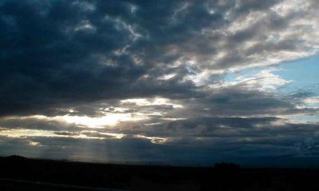 Día nublado con intervalos de sol