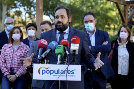 Paco Núñez defiende las primarias y afirma que en el PP no hay
