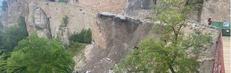 La Fiscalía ya tiene en su poder la documentación que solicito sobre el derrumbe de la calle Canónigos