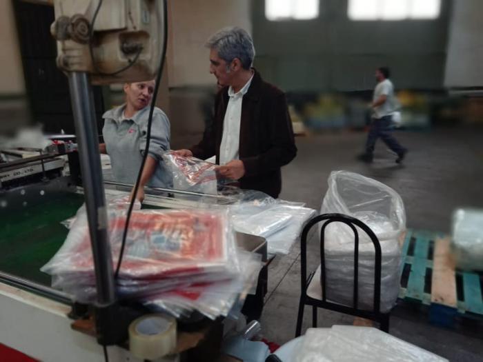 VOX Cuenca visita industrias y asociaciones de Tarancón y su comarca y critica la inacción del Gobierno ante la nueva política arancelaria